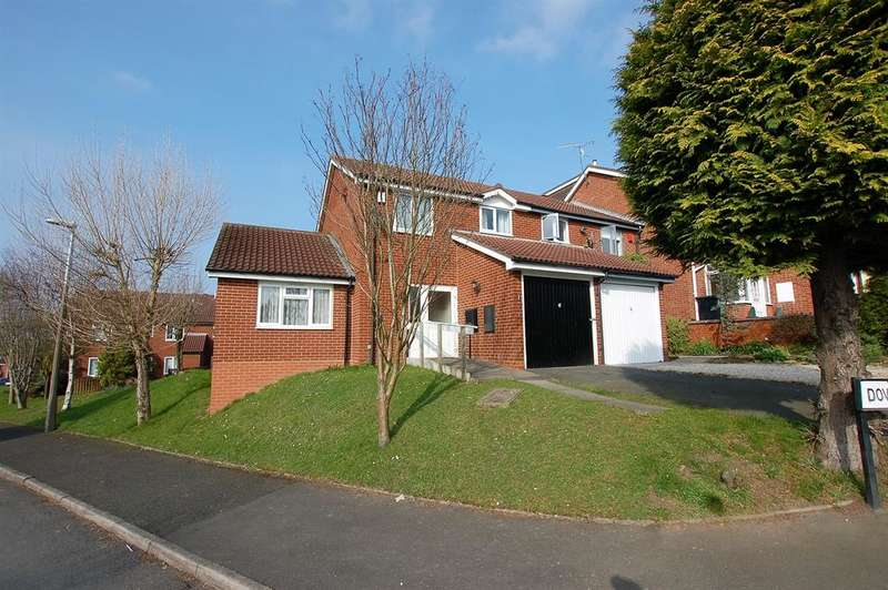 4 Bedrooms Semi Detached House for sale in Dove Ridge, Stourbridge, DY8 4LE