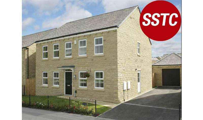 4 Bedrooms Detached House for sale in New Popplewell Lane, Scholes
