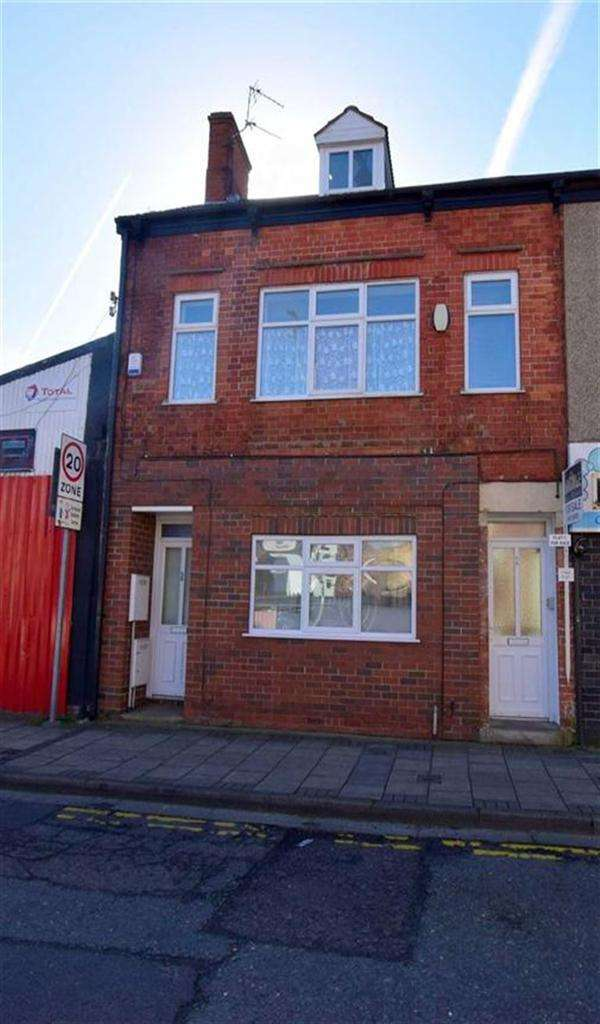 1 Bedroom Flat for sale in Mill Road, Cleethorpes, N E Lincolnshire