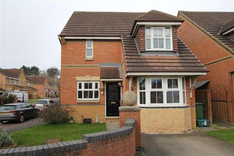 3 Bedrooms Detached House for sale in Lancelot Close, Newton Aycliffe, County Durham
