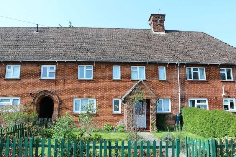 2 Bedrooms Ground Maisonette Flat for sale in Brocas Drive, Basingstoke, RG21