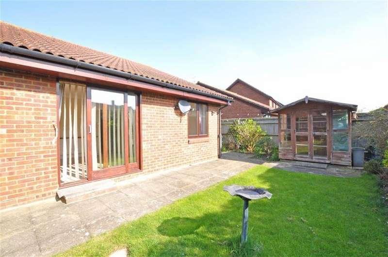 2 Bedrooms Detached Bungalow for sale in Hailsham