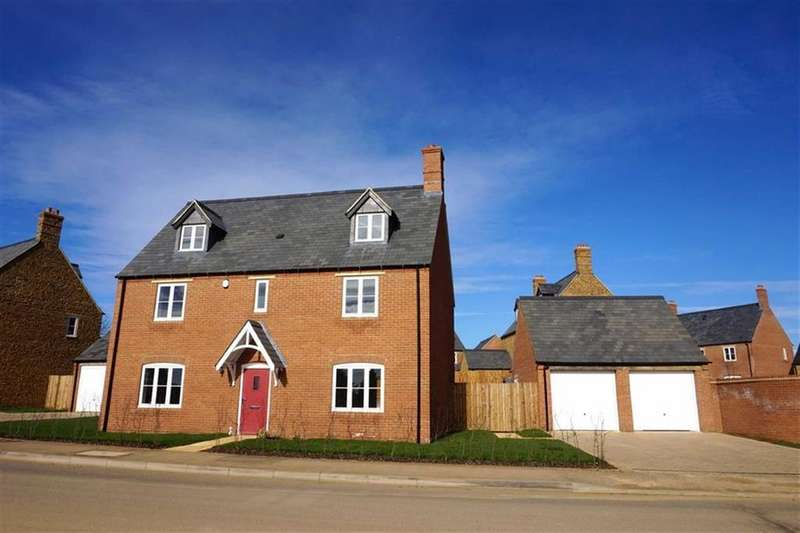 5 Bedrooms Detached House for sale in Off Rempstone Road, Wymeswold