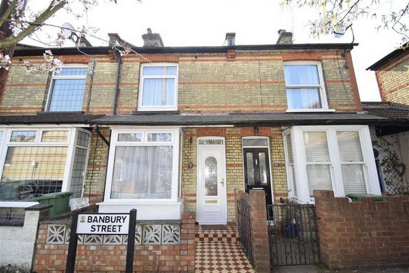 3 Bedrooms Terraced House for sale in Banbury Street, West Watford, Herts