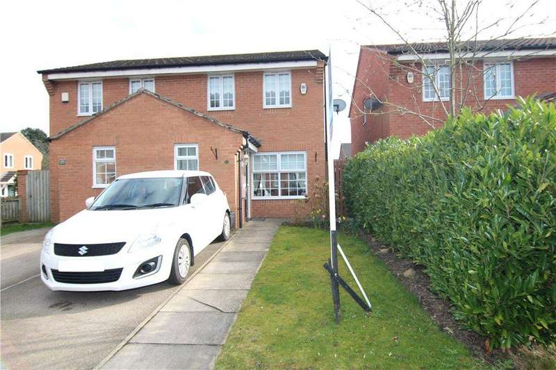 3 Bedrooms Semi Detached House for sale in Cypress Grove, School Aycliffe, DL5