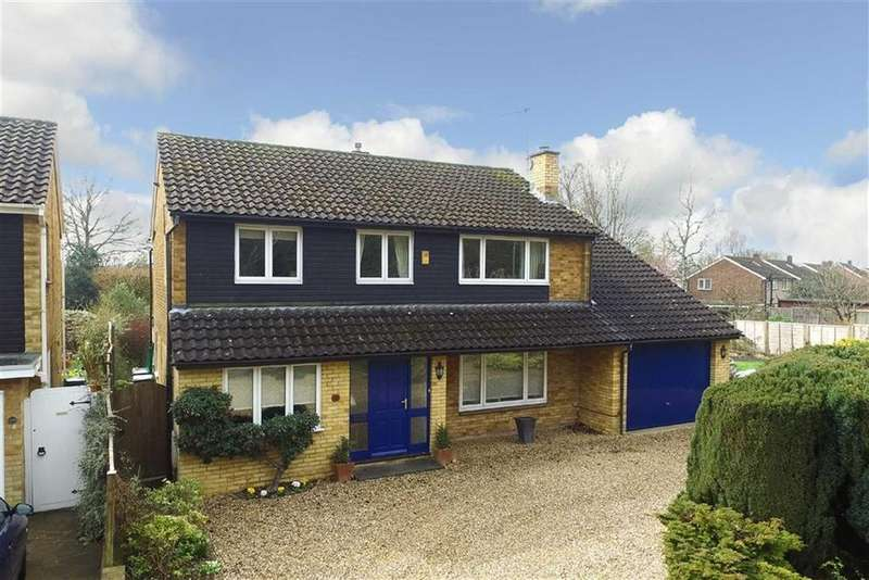 4 Bedrooms Detached House for sale in Wheathampstead Road, Harpenden, Hertfordshire, AL5