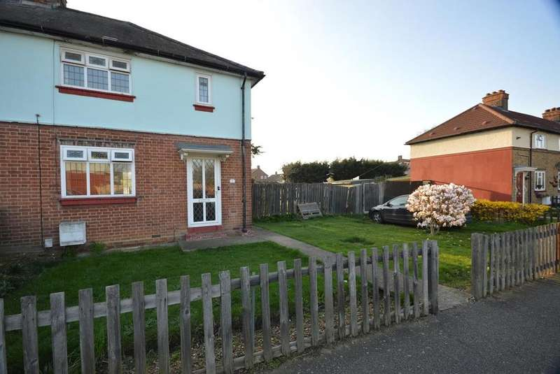 3 Bedrooms Semi Detached House for sale in Hardie Road, Dagenham, Essex, RM10