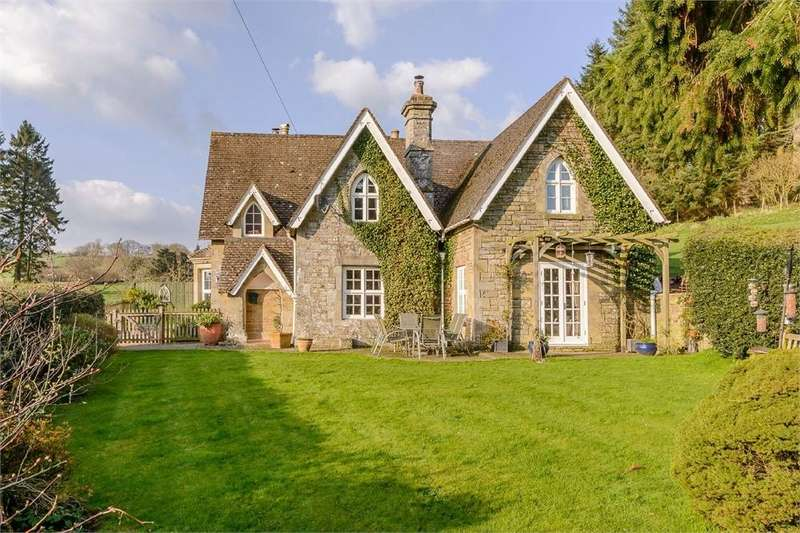 4 Bedrooms Detached House for sale in Dunfield, Nr Kington, Herefordshire