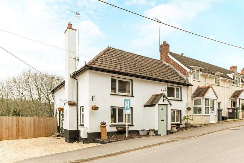 4 Bedrooms End Of Terrace House for sale in Oxford Street, Aldbourne, Marlborough, Wiltshire