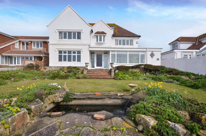 4 Bedrooms Detached House for sale in Marine Drive Rottingdean East Sussex BN2