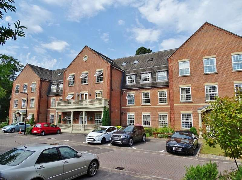 2 Bedrooms Apartment Flat for sale in Bassett, Southampton