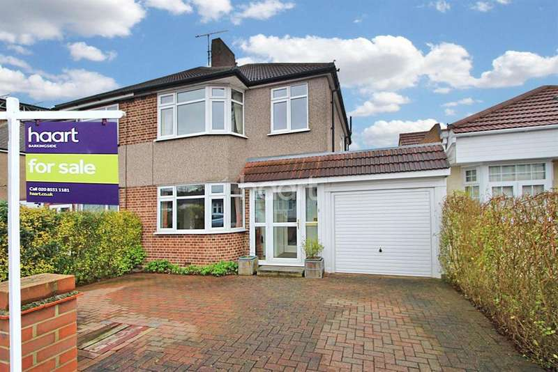 3 Bedrooms Semi Detached House for sale in Kirkland Avenue, Clayhall