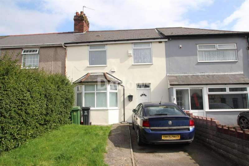 3 Bedrooms Terraced House for sale in Dessmuir Road, Tremorfa, Cardiff