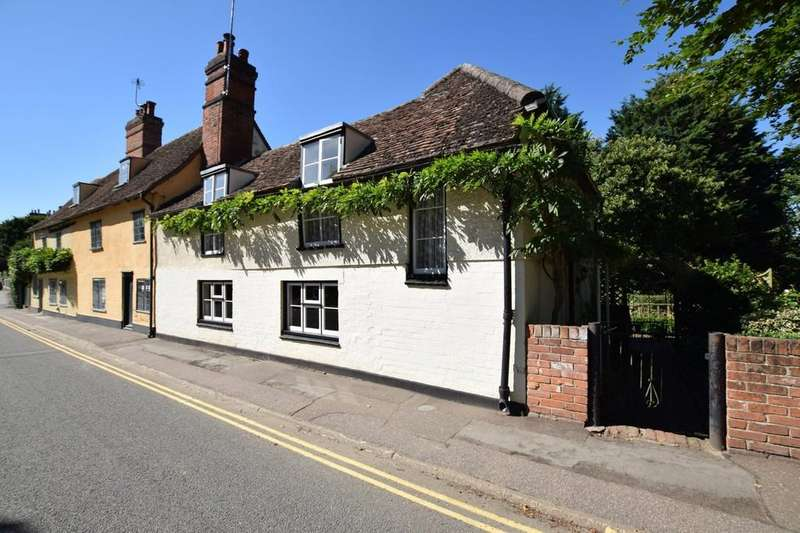 2 Bedrooms Cottage House for sale in Brook Street, Dedham