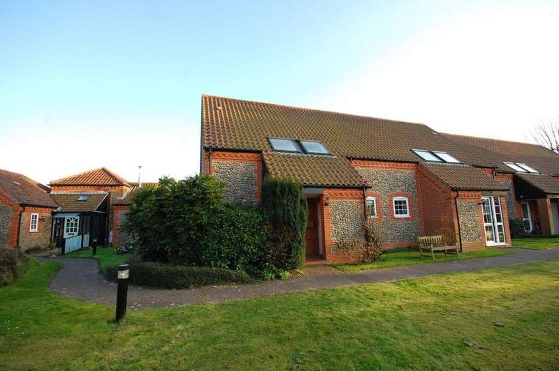 2 Bedrooms Retirement Property for sale in The Beeches, Holt
