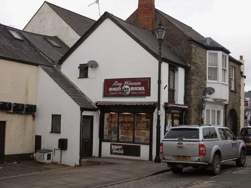 Commercial Property for sale in St John Street, Coleford