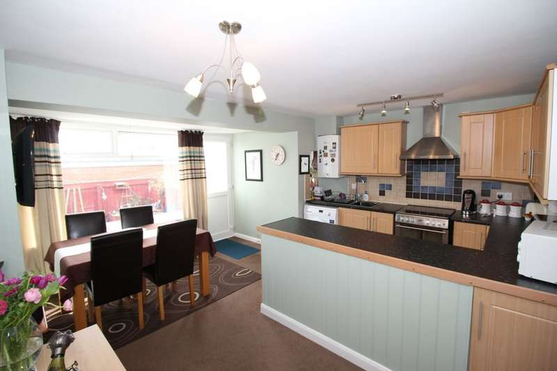 2 Bedrooms Property for sale in Regency Gardens, North Shields, NE29