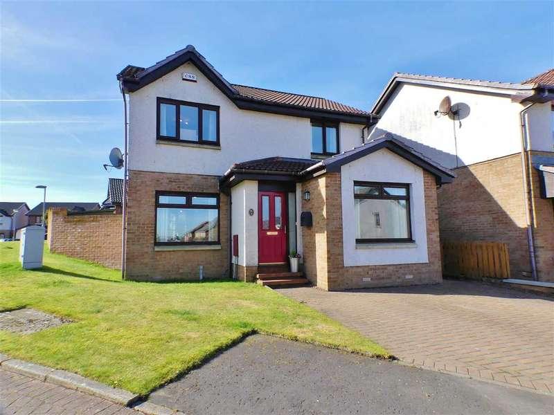 4 Bedrooms Detached House for sale in Grampian Drive, Lindsayfield, EAST KILBRIDE