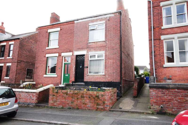 3 Bedrooms Semi Detached House for sale in Bright Street, Ilkeston