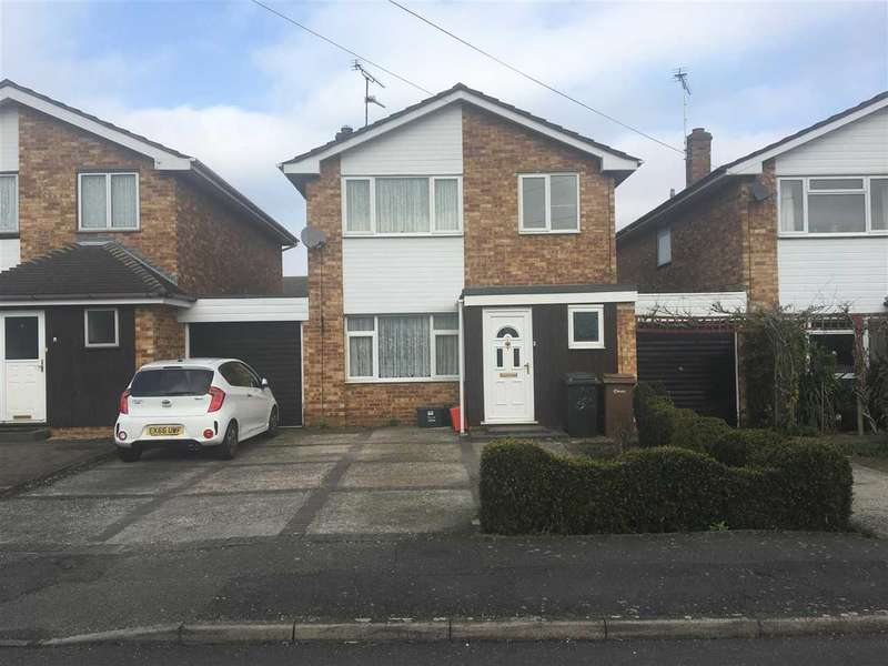 4 Bedrooms Detached House for sale in Chestnut Walk, Chelmsford