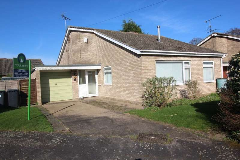 3 Bedrooms Detached Bungalow for sale in Mallard Close, Skellingthorpe, Lincoln, LN6