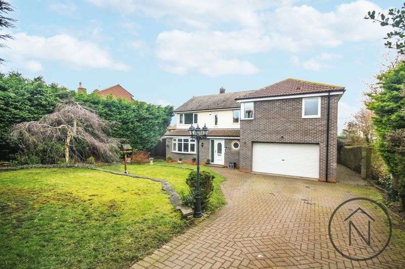 5 Bedrooms Detached House for sale in Hillview, Hutton Henry