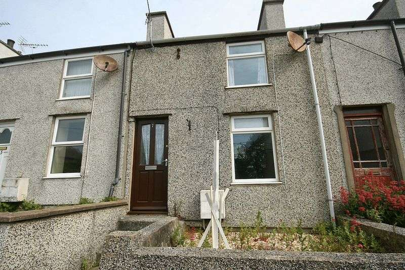 2 Bedrooms Terraced House for sale in Amlwch, Anglesey