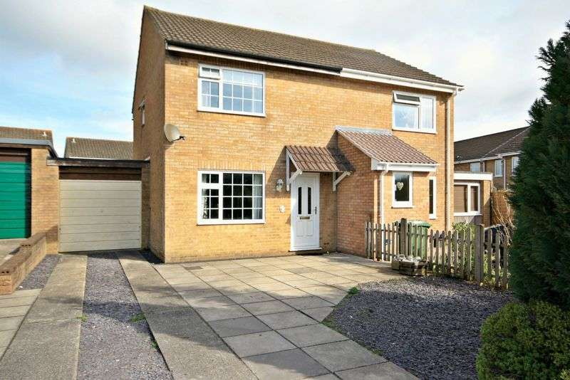 3 Bedrooms Semi Detached House for sale in Magnolia Road, Westfield