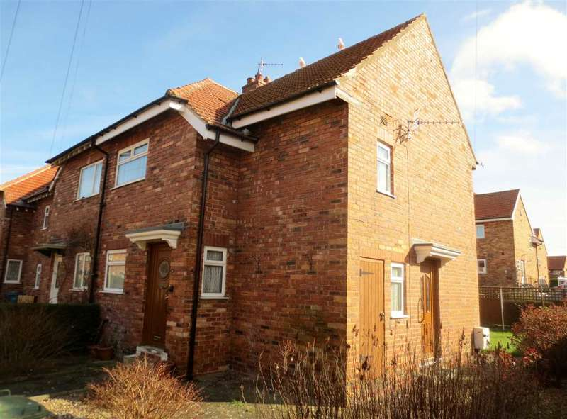 3 Bedrooms House for sale in Fieldside, Scarborough