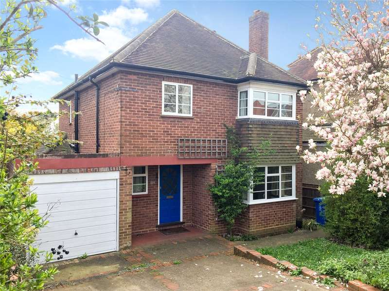3 Bedrooms Detached House for sale in St. Marks Crescent, Maidenhead, Berkshire, SL6