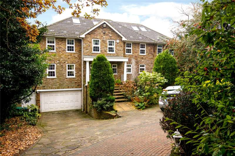 7 Bedrooms Detached House for sale in George Road, Kingston upon Thames, KT2