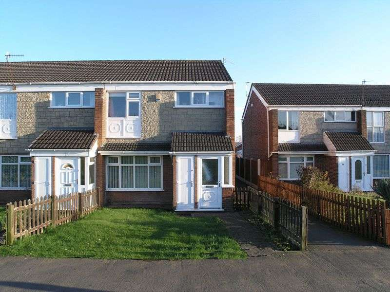3 Bedrooms Terraced House for sale in DUDLEY, Netherton, Swallow Close