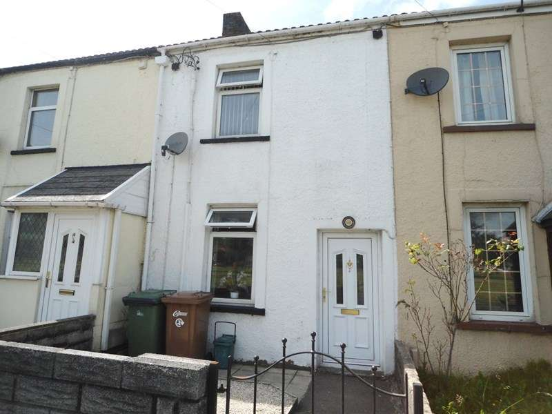 2 Bedrooms Terraced House for sale in Bedwas Road, Caerphilly