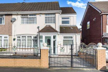 4 Bedrooms Semi Detached House for sale in Sherwoods Lane, ., Liverpool, Merseyside, L10