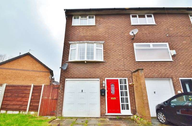 3 Bedrooms Terraced House for sale in Alison Grove, Manchester