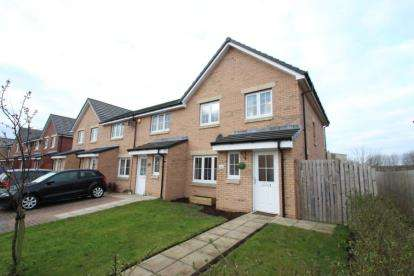 3 Bedrooms End Of Terrace House for sale in Margaret Parker Avenue, Kilmarnock, East Ayrshire