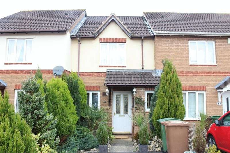 2 Bedrooms Terraced House for sale in Bridle Close, Newnham Downs, Plympton, Plymouth
