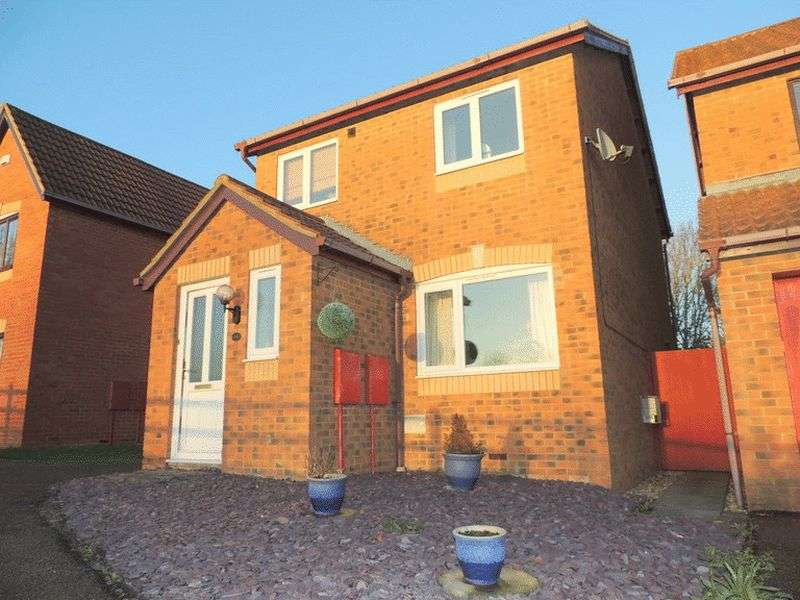 3 Bedrooms Detached House for sale in Shenley Brook End, Milton Keynes