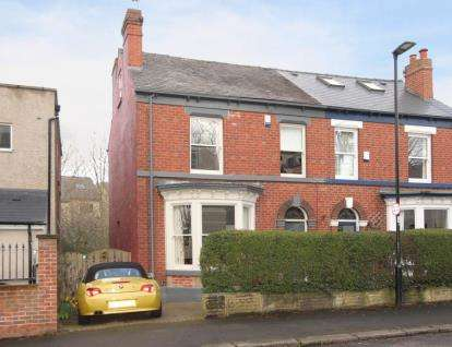 4 Bedrooms Semi Detached House for sale in Meersbrook Road, Sheffield, South Yorkshire