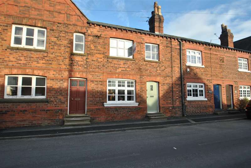 2 Bedrooms Terraced House for sale in Windmill Lane, PRESTON ON THE HILL, Warrington, WA4