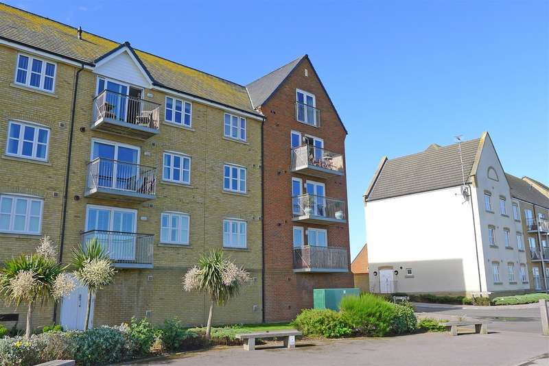2 Bedrooms Flat for sale in Sussex Wharf, Shoreham-By-Sea