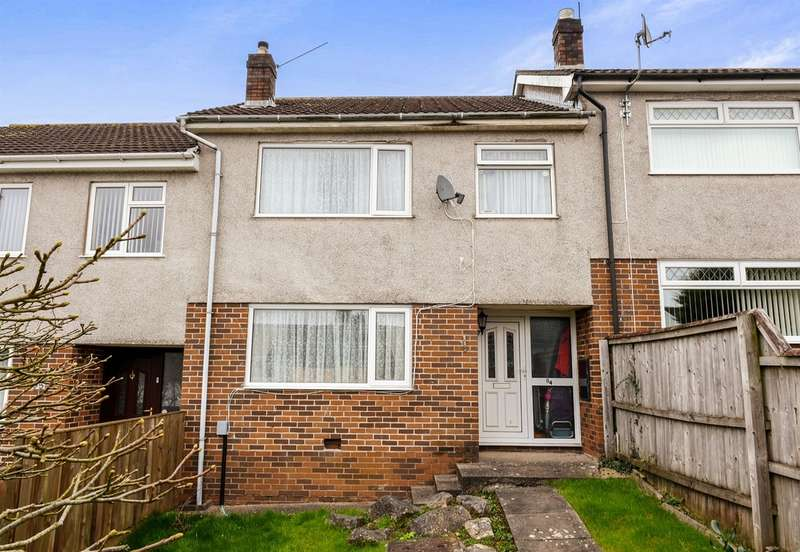 3 Bedrooms Link Detached House for sale in Bryn Pinwydden, Cardiff