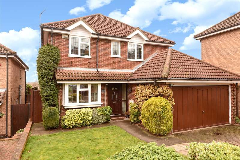 4 Bedrooms House for sale in Harefield Road, Uxbridge, Middlesex, UB8