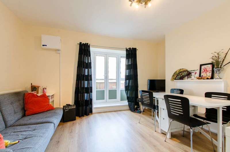 2 Bedrooms Flat for sale in Usk Street, Bethnal Green, E2