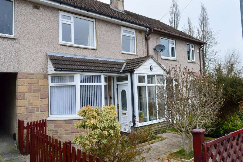3 Bedrooms Terraced House for sale in Tinderley Grove, Almondbury, Huddersfield, HD5 8PE