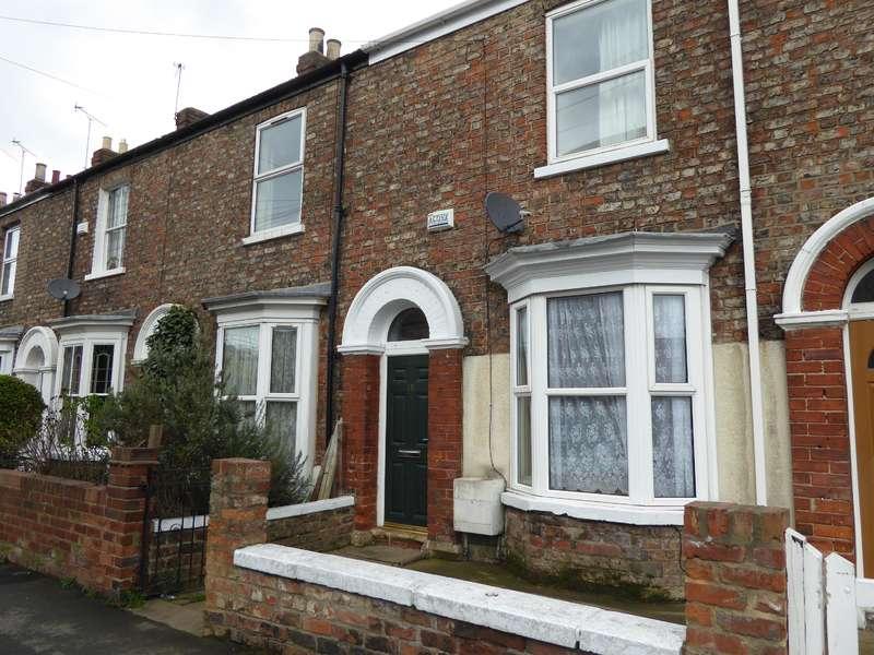 5 Bedrooms Terraced House for sale in Nunthorpe Road, York, YO23 1BG