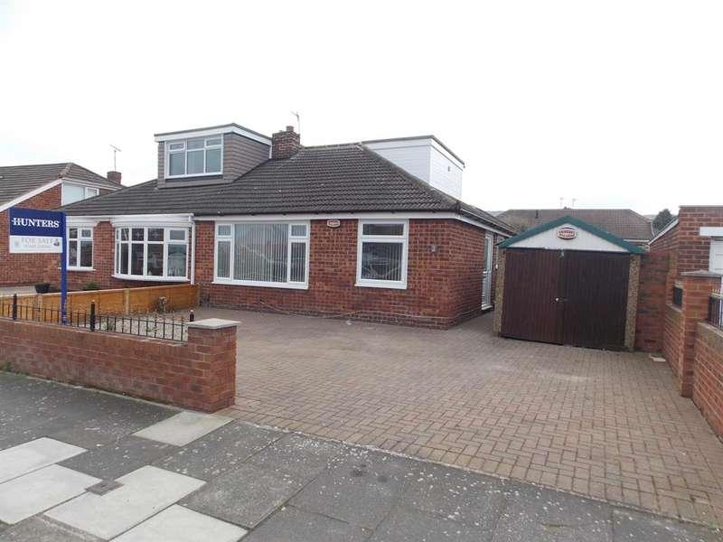 2 Bedrooms Semi Detached House for sale in Bath Road, Eston, Middlesbrough, TS6 9PH