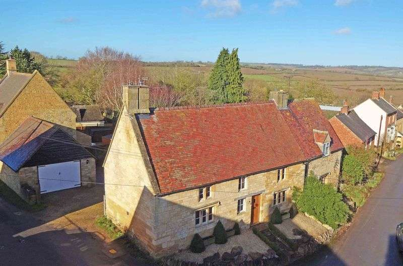 2 Bedrooms Semi Detached House for sale in The Belcony, Stretton On Fosse, Moreton-In-Marsh GL56