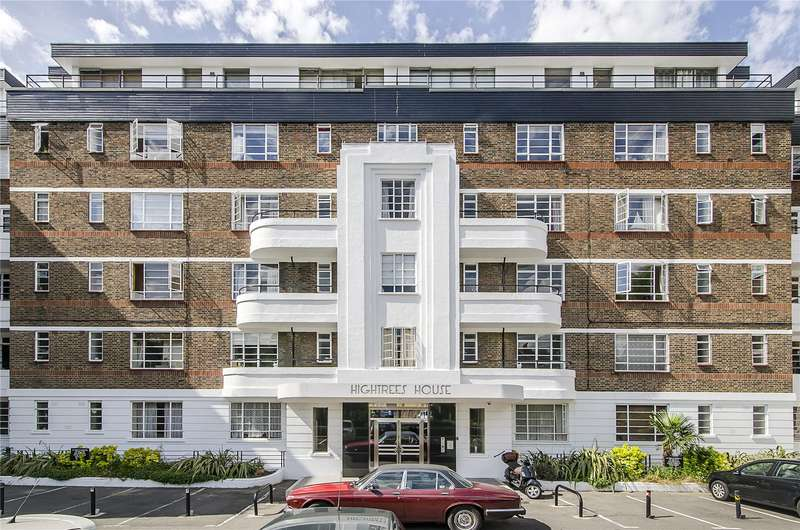 1 Bedroom Flat for sale in Hightrees House, Nightingale Lane, London, SW12