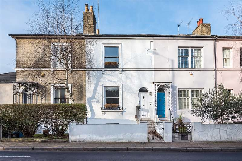 4 Bedrooms Terraced House for sale in Petersham Road, Petersham Village, TW10